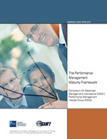 Performance Management Framework Maturity